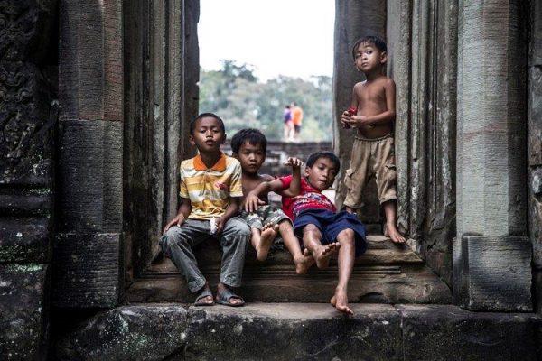 Cambodgia, Anghor Wat